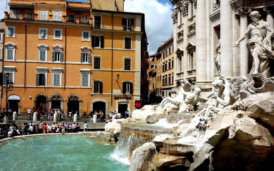 Roman Itineraries on Foot: Squares, Fountains and Palaces of Rome