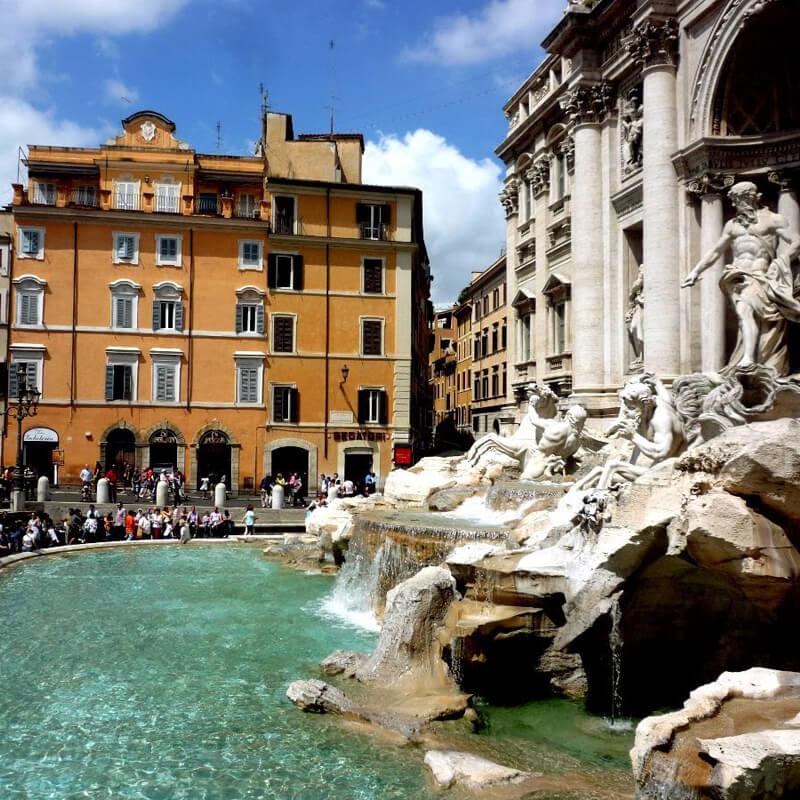 RomaGuideTour - Visite guidate a Roma - Fontana Trevi