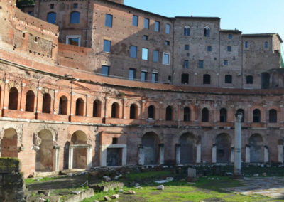 RomaGuideTour - Visite guidate a Roma - Foro di Traiano