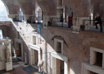 RomaGuideTour - Visite guidate a Roma - Mercati Traiano