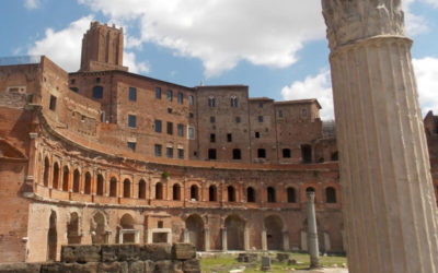 Roman Forum Archaeological Area: Brief History and Photo Gallery