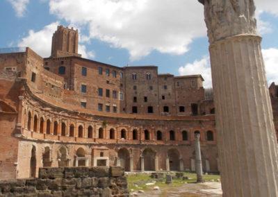 RomaGuideTour - Visite guidate a Roma - Foro Traiano