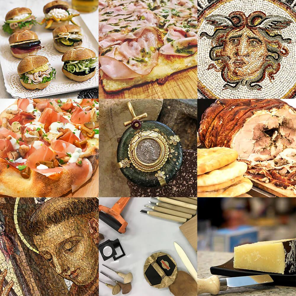 RomaGuideTour - Visite guidate a Roma e provincia   Esperienze cibo arte artigianato