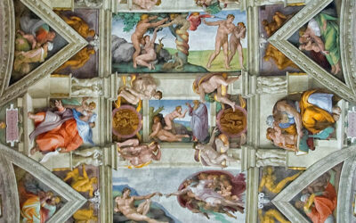 The Sistine Chapel's 5Ws: What, Where, When, Who and Why